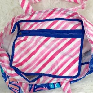 Lilly Pulitzer Bags - Lilly Pulitzer Destination Nantucket Beach Tote